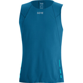 GORE WEAR Contest Canotta Uomo, sphere blue